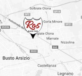 ROS Taxi Milan